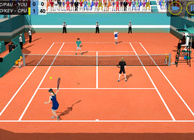 Flick Tennis: College Wars HD Image
