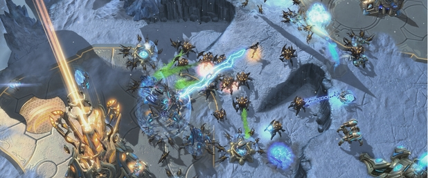 StarCraft II: Heart of the Swarm - Feature