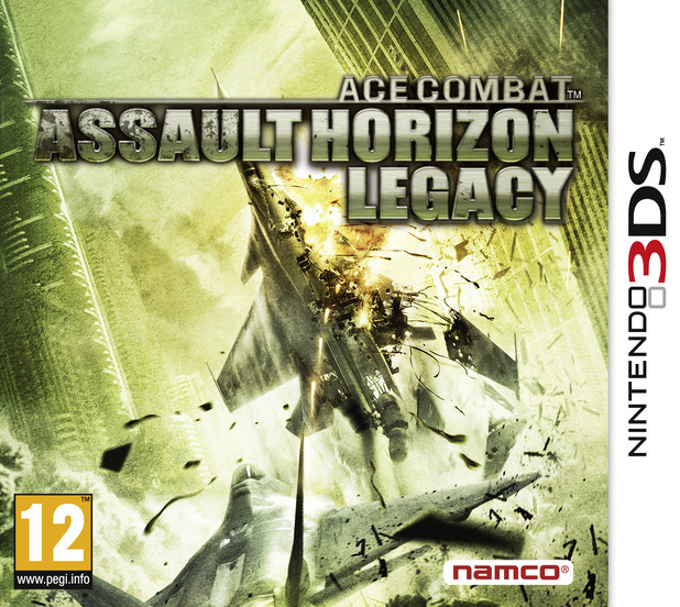 Ace Combat Assault Horizon Legacy Packshot - 1091232