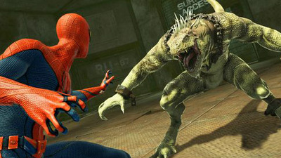 The Amazing Spider-Man: The Game  - 1091567