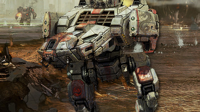 Mechwarrior Online Artwork - 1092027