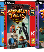 Monkey Tales Games Boxart