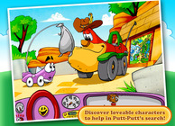 Putt Putt Saves the Zoo Image
