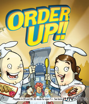 Order Up!! Boxart
