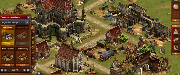 Forge of Empires - Feature
