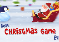 The Best Christmas Game Ever Image