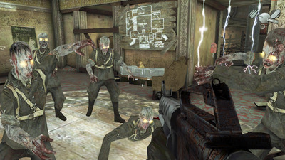 Call of Duty: Black Ops Zombies Screenshot - 1093973