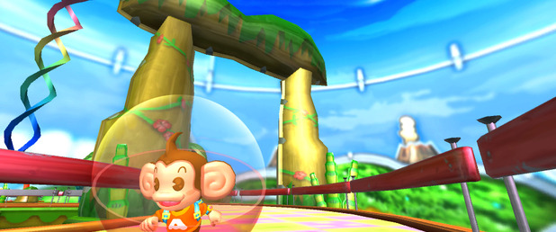 Super Monkey Ball: Banana Splitz - Feature