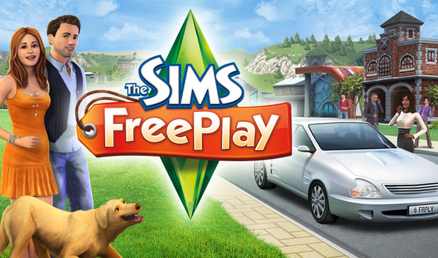 The Sims FreePlay Artwork - 1094709