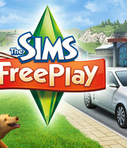 The Sims FreePlay Boxart