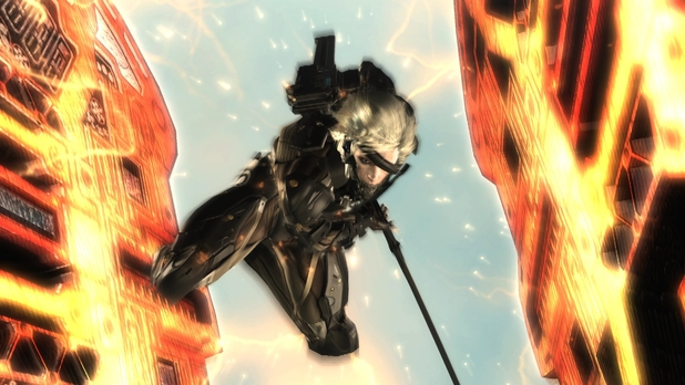 Metal Gear Rising: Revengeance Screenshot - 1094789