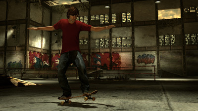 Tony Hawk's Pro Skater HD Screenshot - 1094808