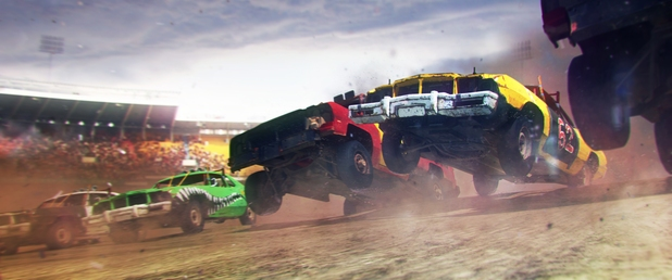 Dirt Showdown - Feature