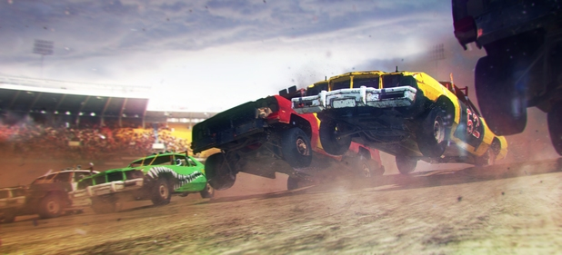 Dirt Showdown Artwork - 1095189