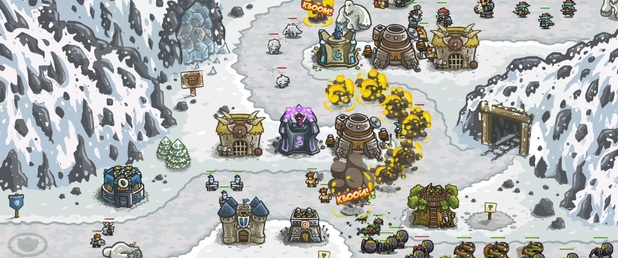 Kingdom Rush - Feature