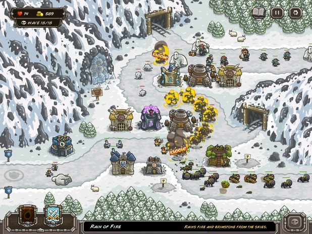 Kingdom Rush Screenshot - 1095243