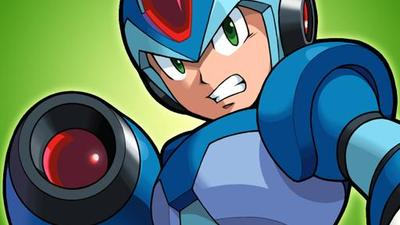 Mega Man X Artwork - 1095285