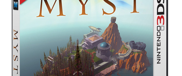 Myst 3D - Feature