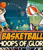 Basketball: Hoops Of Glory Boxart