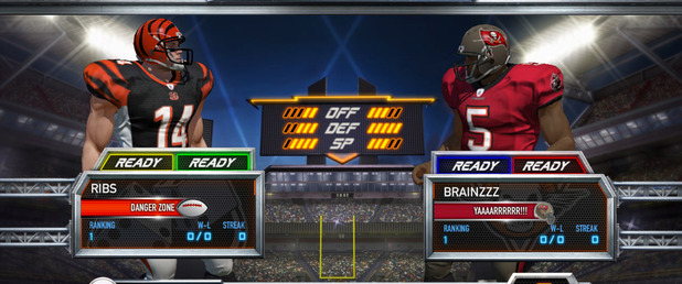 NFL Blitz - Feature