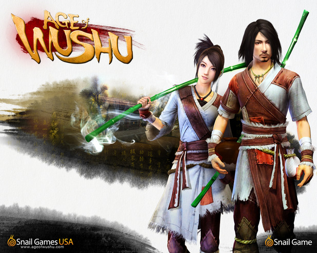 Age of Wushu Artwork - 1095603