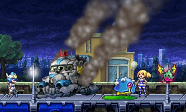 Mighty Switch Force Screenshot - 1095632