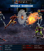 Marvel: Avengers Alliance Boxart