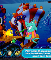 Freddi Fish - The Case of the Stolen Shell Boxart