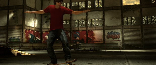 Tony Hawk's Pro Skater HD - Feature