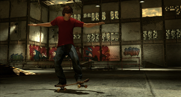 Tony Hawk's Pro Skater HD Screenshot - 1096267