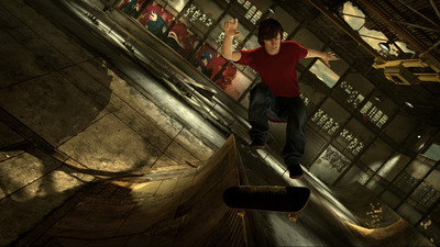 Tony Hawk's Pro Skater HD Screenshot - 1096268