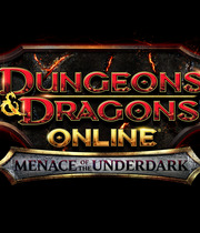 Dungeons & Dragons Online: Menace of the Underdark Boxart
