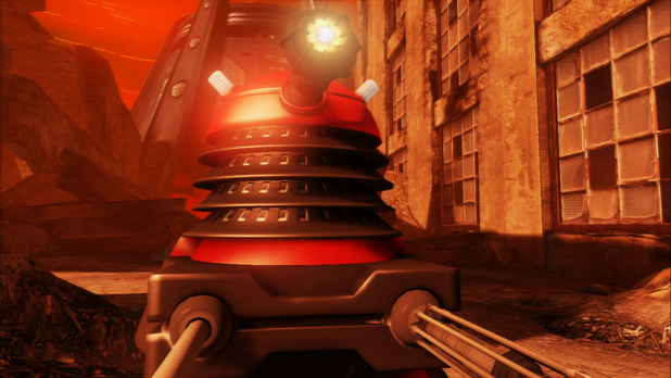 Dr Who: The Eternity Clock - Feature