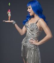 The Sims 3 Showtime Katy Perry Collector's Edition Boxart