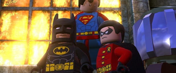 LEGO Batman 2: DC Super Heroes - Feature