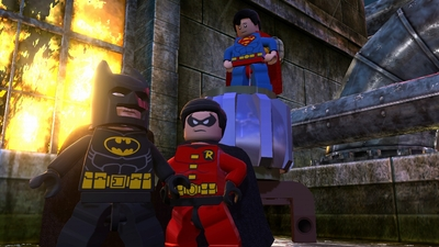 LEGO Batman 2: DC Super Heroes Screenshot - 1097460