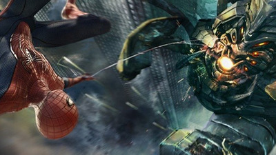 The Amazing Spider-Man: The Game  - 1097528