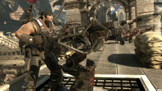 Gears of War 3  - 1097964