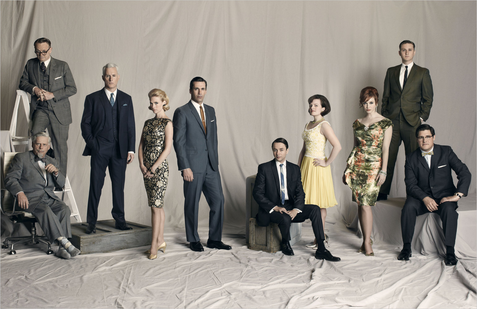 Welcome to Sterling Cooper Draper PRIES OFF YOUR FACE. (Yeesh. A bit of a stretch.)