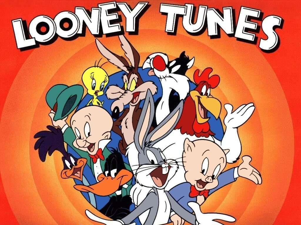 Looney Tunes Cartoon Characters