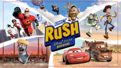Kinect Rush: A Disney Pixar Adventure  - 1098142
