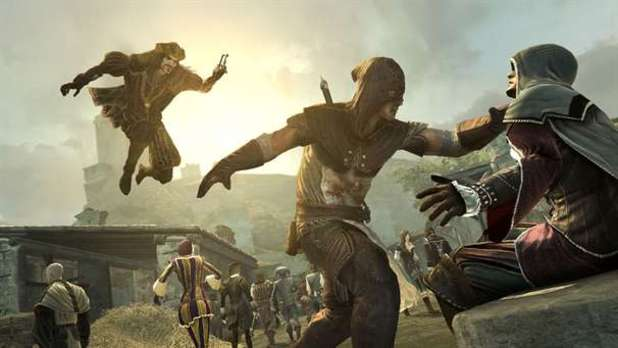 Assassin's Creed III  - 1098143