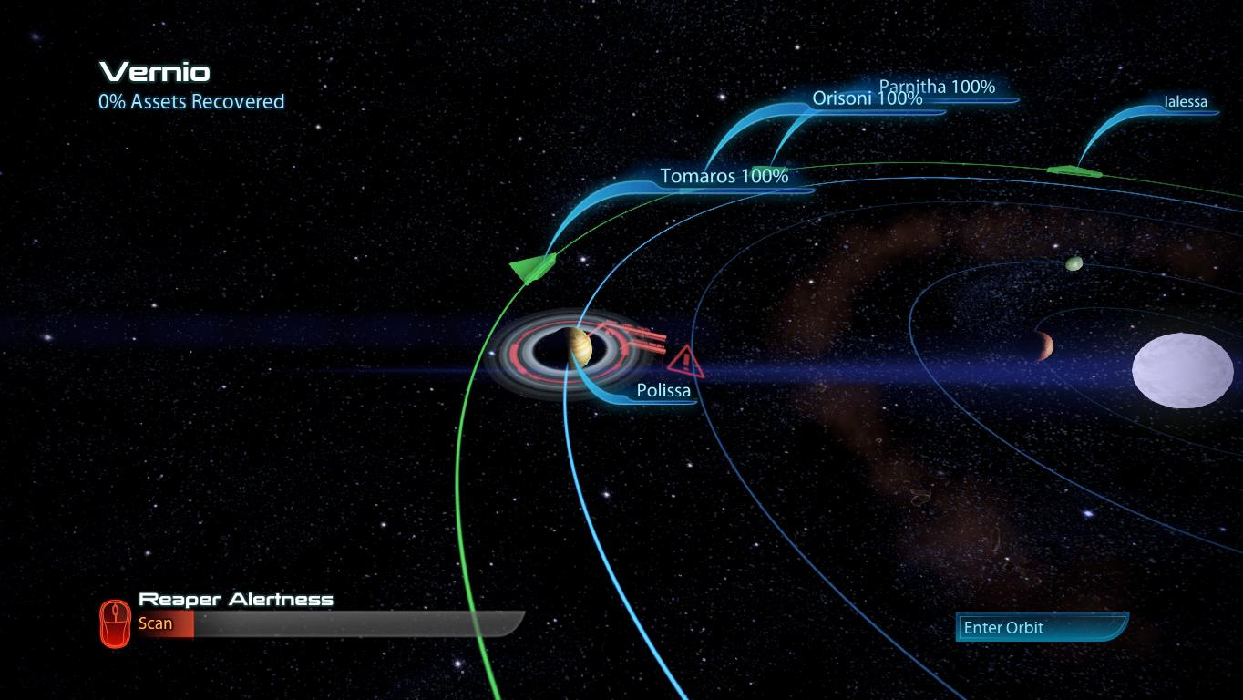 Mass Effect 3 Galaxy Scanning and Citadel Tasks Guide