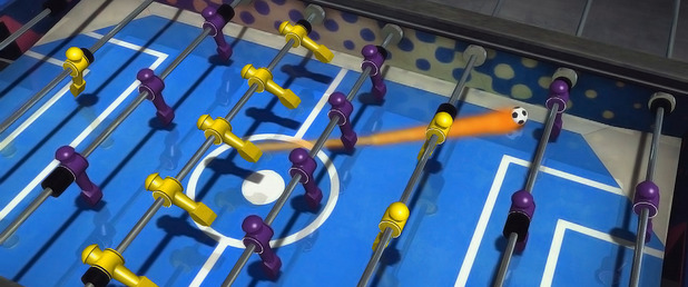 Foosball 2012 - Feature