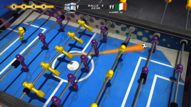 Foosball 2012 Screenshot - 1098344