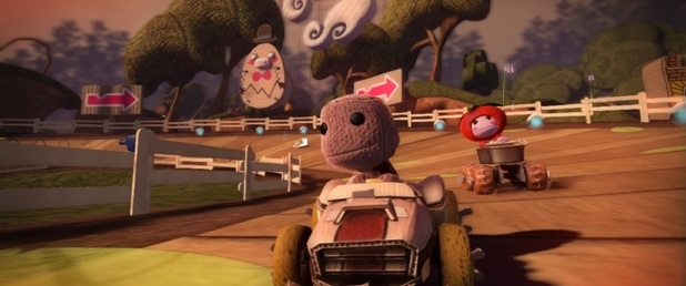 LittleBigPlanet Karting - Feature
