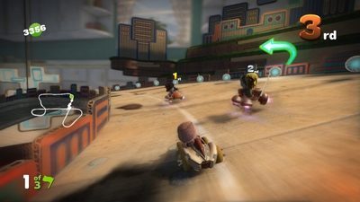 LittleBigPlanet Karting Screenshot - 1098370