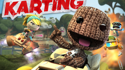 LittleBigPlanet Karting Artwork - 1098374