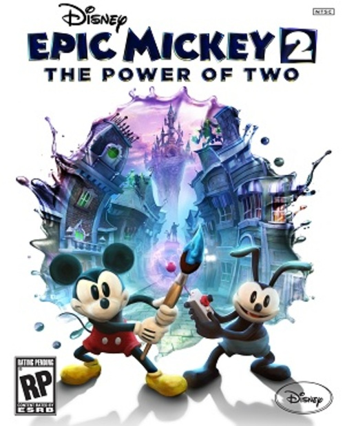 Disney Epic Mickey 2: The Power of Two  - 1098412