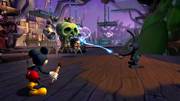 Disney Epic Mickey 2: The Power of Two Screenshot - 1098507